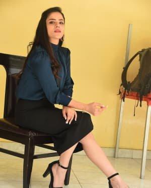 Kriti Garg - O Pitta Katha Movie Press Meet Photos | Picture 1723564