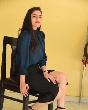 Kriti Garg - O Pitta Katha Movie Press Meet Photos | Picture 1723566