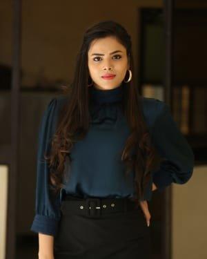 Kriti Garg - O Pitta Katha Movie Press Meet Photos | Picture 1723445