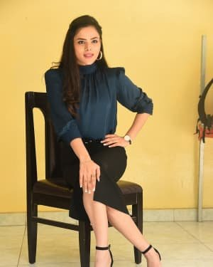 Kriti Garg - O Pitta Katha Movie Press Meet Photos | Picture 1723561