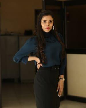 Kriti Garg - O Pitta Katha Movie Press Meet Photos | Picture 1723437