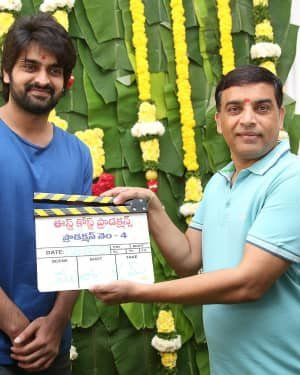 Naga Shourya New Movie Opening Photos