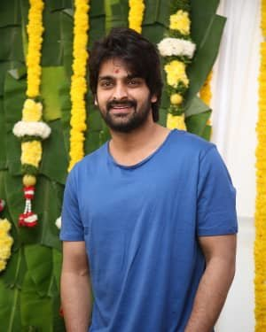 Naga Shaurya - Naga Shourya New Movie Opening Photos