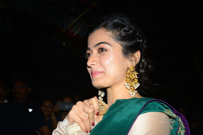 Rashmika Mandanna - Bheeshma Thanks Meet At Vizag Photos   Picture 1724065