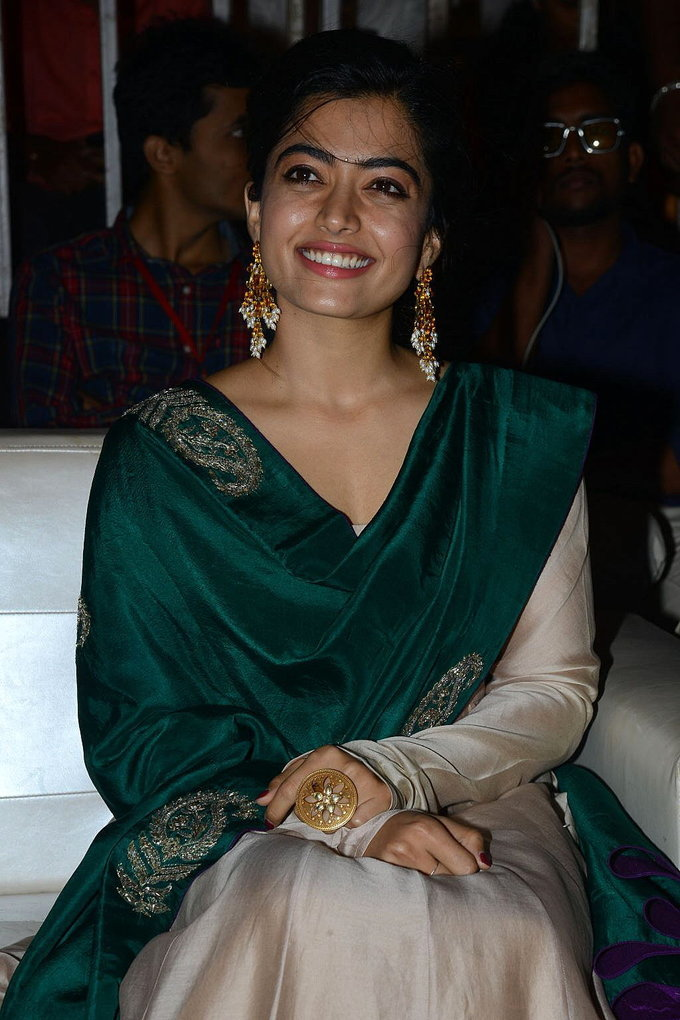 Rashmika Mandanna - Bheeshma Thanks Meet At Vizag Photos   Picture 1724076