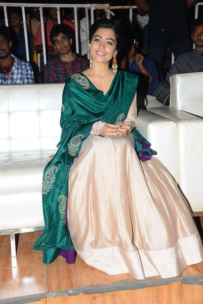 Rashmika Mandanna - Bheeshma Thanks Meet At Vizag Photos | Picture 1724082