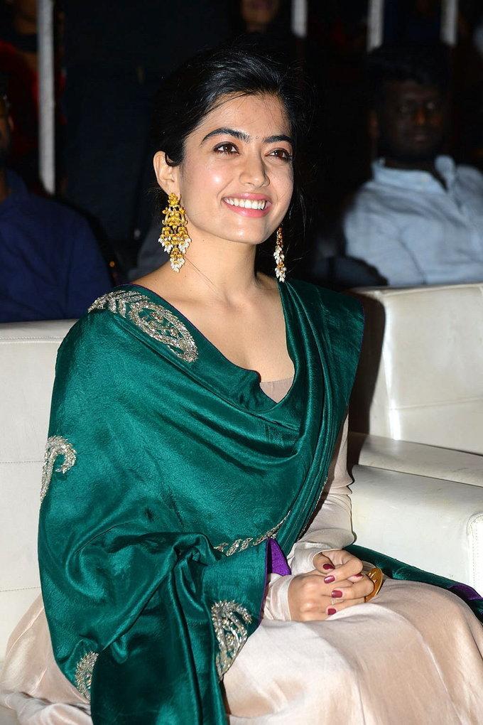 Rashmika Mandanna - Bheeshma Thanks Meet At Vizag Photos | Picture 1724088