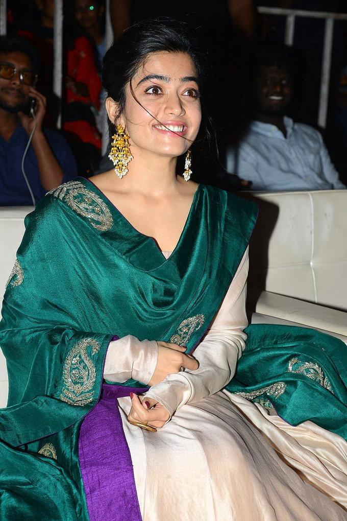 Rashmika Mandanna - Bheeshma Thanks Meet At Vizag Photos | Picture 1724071