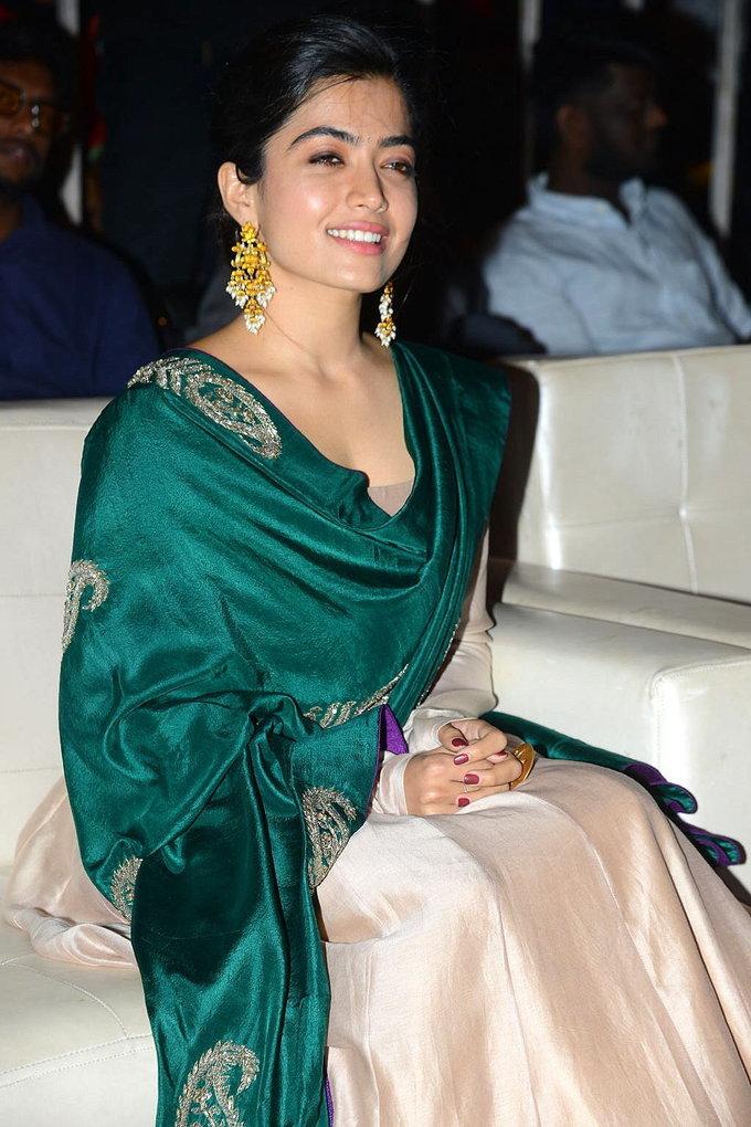 Rashmika Mandanna - Bheeshma Thanks Meet At Vizag Photos   Picture 1724090