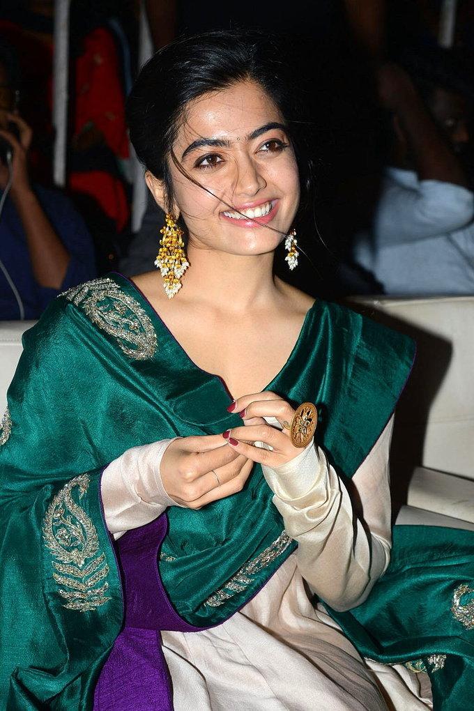 Rashmika Mandanna - Bheeshma Thanks Meet At Vizag Photos | Picture 1724072