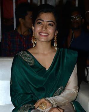 Rashmika Mandanna - Bheeshma Thanks Meet At Vizag Photos | Picture 1724076