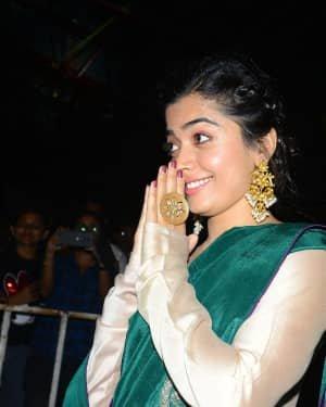 Rashmika Mandanna - Bheeshma Thanks Meet At Vizag Photos | Picture 1724066