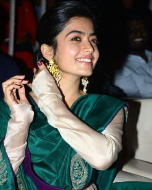 Rashmika Mandanna - Bheeshma Thanks Meet At Vizag Photos | Picture 1724074
