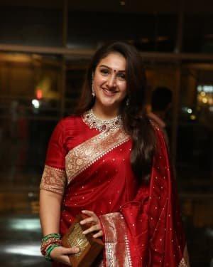 Sridevi Vijaykumar - Jayasudha Son Nihar Kapoor & Amrita Wedding Reception Photos | Picture 1724136