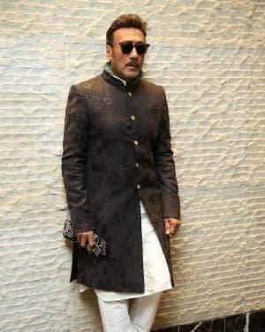 Jackie Shroff - Jayasudha Son Nihar Kapoor & Amrita Wedding Reception Photos | Picture 1724127