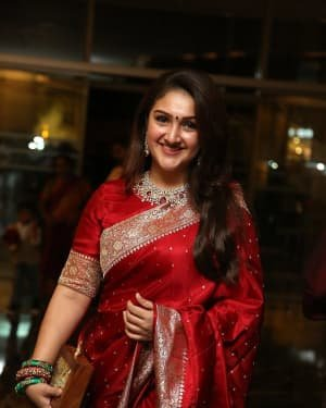 Sridevi Vijaykumar - Jayasudha Son Nihar Kapoor & Amrita Wedding Reception Photos