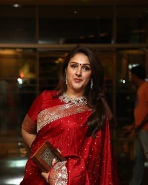 Sridevi Vijaykumar - Jayasudha Son Nihar Kapoor & Amrita Wedding Reception Photos | Picture 1724138