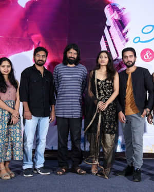 Mr And Miss Movie Trailer Launch Photos