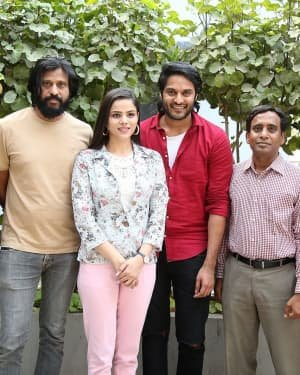 Rahu Movie Success Meet Photos