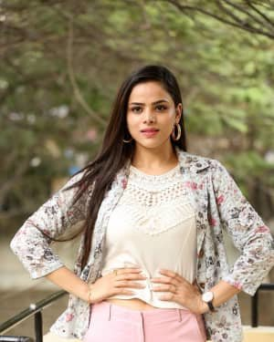 Kriti Garg - Rahu Movie Success Meet Photos | Picture 1723953