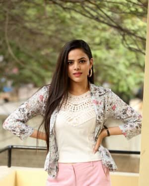 Kriti Garg - Rahu Movie Success Meet Photos | Picture 1723955
