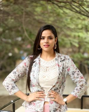 Kriti Garg - Rahu Movie Success Meet Photos | Picture 1723957