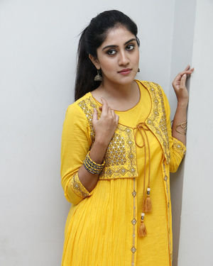Dhanya Balakrishna - Hulchul Telugu Movie Pre Release Event Photos | Picture 1712083