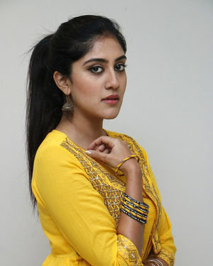 Dhanya Balakrishna - Hulchul Telugu Movie Pre Release Event Photos | Picture 1712069