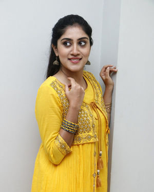 Dhanya Balakrishna - Hulchul Telugu Movie Pre Release Event Photos | Picture 1712085