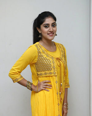 Dhanya Balakrishna - Hulchul Telugu Movie Pre Release Event Photos | Picture 1712073