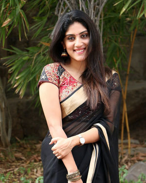 Dhanya Balakrishna - Software Sudheer Movie Success Meet Photos | Picture 1712042