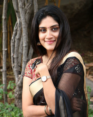 Dhanya Balakrishna - Software Sudheer Movie Success Meet Photos | Picture 1712046