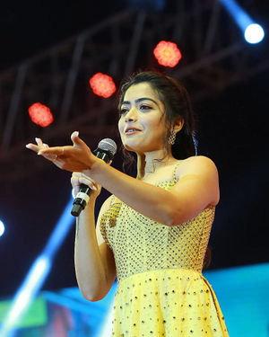 Rashmika Mandanna - Sarileru Neekevvaru Movie Pre Release Event Photos | Picture 1712655