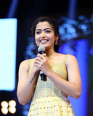 Rashmika Mandanna - Sarileru Neekevvaru Movie Pre Release Event Photos | Picture 1712714