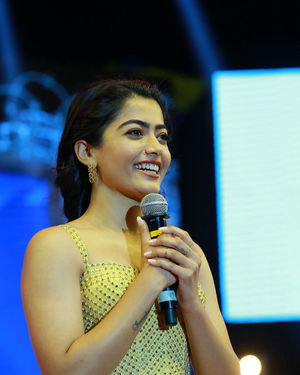 Rashmika Mandanna - Sarileru Neekevvaru Movie Pre Release Event Photos   Picture 1712648