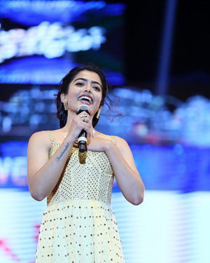 Rashmika Mandanna - Sarileru Neekevvaru Movie Pre Release Event Photos | Picture 1712712