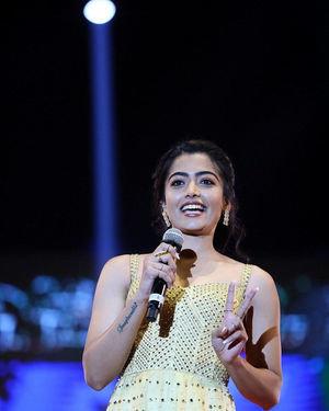Rashmika Mandanna - Sarileru Neekevvaru Movie Pre Release Event Photos | Picture 1712708