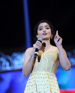 Rashmika Mandanna - Sarileru Neekevvaru Movie Pre Release Event Photos | Picture 1712706