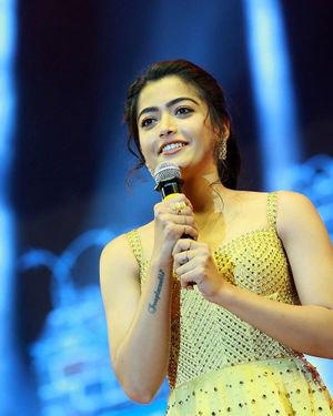 Rashmika Mandanna - Sarileru Neekevvaru Movie Pre Release Event Photos | Picture 1712651