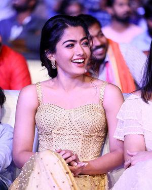 Rashmika Mandanna - Sarileru Neekevvaru Movie Pre Release Event Photos | Picture 1712698