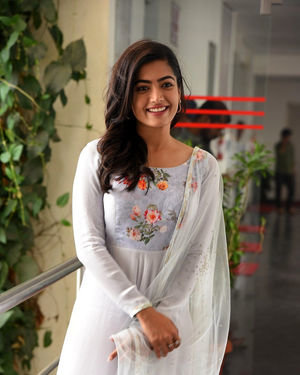 Rashmika Mandanna At Sarileru Neekevvaru Interview Photos | Picture 1712851