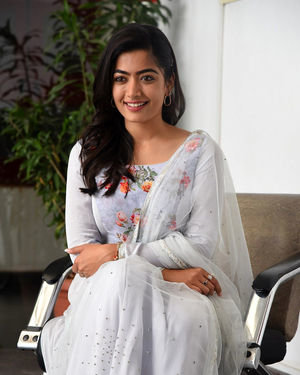 Rashmika Mandanna At Sarileru Neekevvaru Interview Photos | Picture 1712861