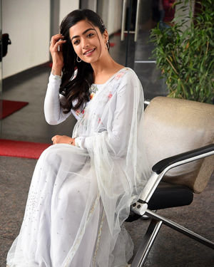 Rashmika Mandanna At Sarileru Neekevvaru Interview Photos | Picture 1712863