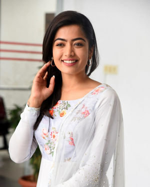Rashmika Mandanna At Sarileru Neekevvaru Interview Photos | Picture 1712845