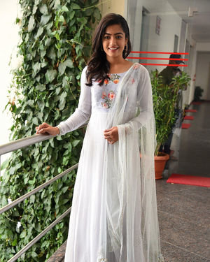 Rashmika Mandanna At Sarileru Neekevvaru Interview Photos | Picture 1712856