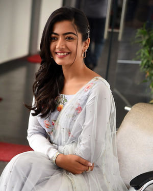 Rashmika Mandanna At Sarileru Neekevvaru Interview Photos | Picture 1712862