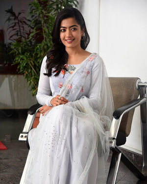 Rashmika Mandanna At Sarileru Neekevvaru Interview Photos | Picture 1712860