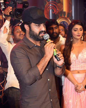 Jr. NTR - Photos: Entha Manchivaadavuraa Movie Pre-release Event | Picture 1713758