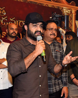 Jr. NTR - Photos: Entha Manchivaadavuraa Movie Pre-release Event | Picture 1713760