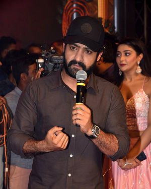Jr. NTR - Photos: Entha Manchivaadavuraa Movie Pre-release Event | Picture 1713759